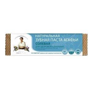 BANIA AGAFII  Organiczna pasta do zębów Agafji - solna - świeży oddech 75ml