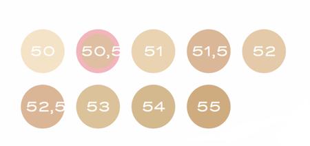 BOURJOIS Podkład Healthy Mix  New Vitamin 51 Light Vanilla 30ml