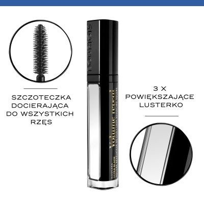 BOURJOIS Tusz Do Rzęs Volume Reveal Ultra Black 7,5 ml