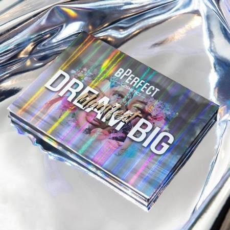 BPerfect Manifest Dream Big Palette Paleta Cieni do Powiek