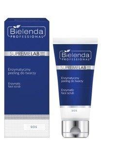 Bielenda Supremelab S.O.S. Enzymatyczny peeling do twarzy 70g