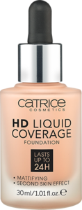 CATRICE Hd Liquid Coverage Podkład 020 Rose Beige 30ml