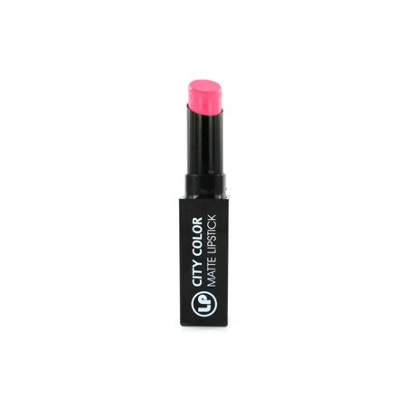 CITY Color Matte Lipstick 05 Viva Pink