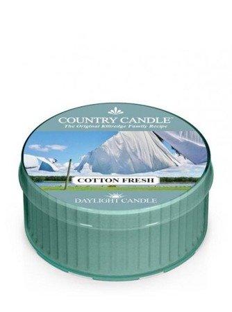 COUNTRU CANDLE Daylight Cotton Fresh