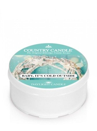 COUNTRY CANDLE Daylight Baby,it's Cold Outside