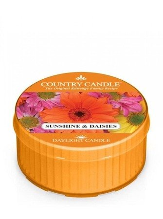 COUNTRY CANDLE Daylight Sunshine&daisies