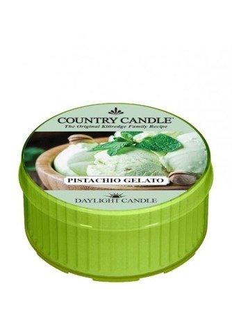 COUNTRY CANDLE Daylight Świeczka Zapachowa Pistachio Gelato 35g