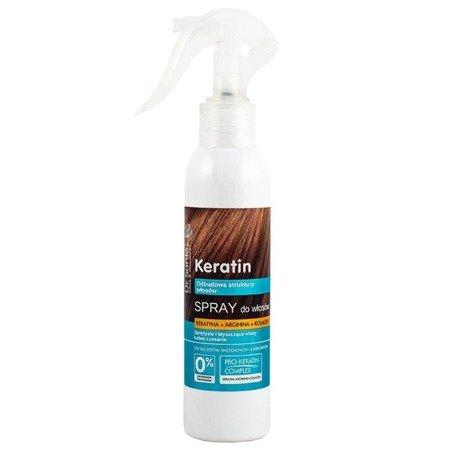 Dr. Sante Spray do Włosów z Keratyną, Argininą i Kolagenem 150ml