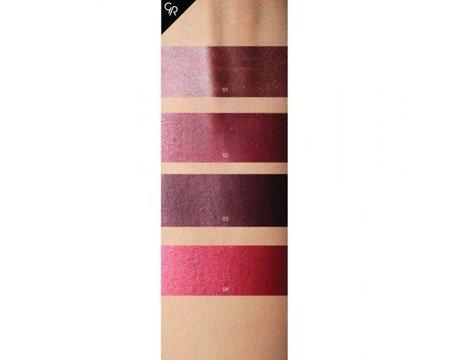 GOLDEN ROSE Matte&Lipstick Crayon 04