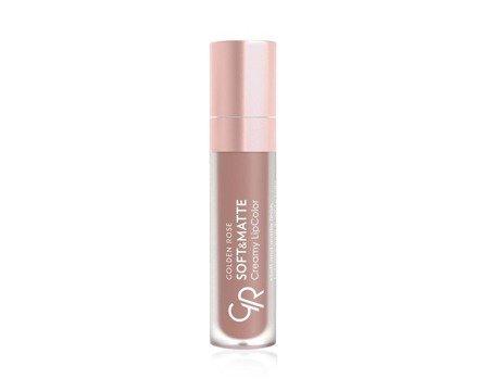 GOLDEN ROSE Soft&Matte Creamy Lip Pomadka 103
