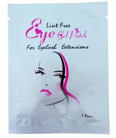 LINT FREE EYEGEL PATCH Cienkie Żelowe Płatki pod Oczy 1 Para