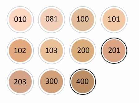 RIMMEL Match Perfect Podkład 103 True Ivory  30ml