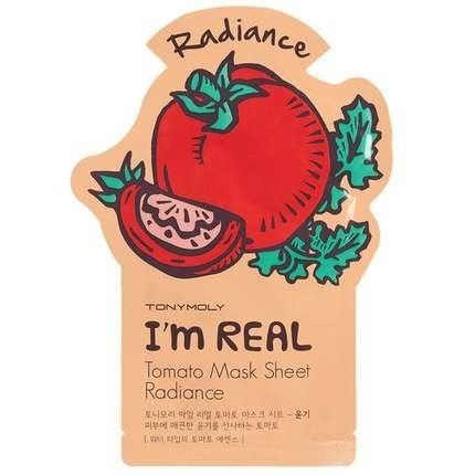 TONY MOLY Maska I'm Real Radiance